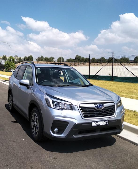 試駕斯巴魯森林人——Subaru Forester 2019
