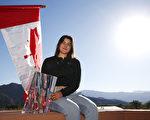 安德莱斯库闪耀女子网坛 创造加拿大历史