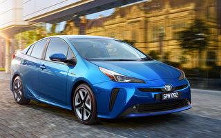 綠色動力 豐田普銳斯Toyota Prius 2019
