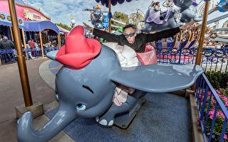 與提姆‧波頓合作 柯林‧法洛出演《小飛象》