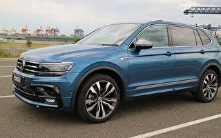 澳洲试驾大众VW Tiguan Allspace 2019