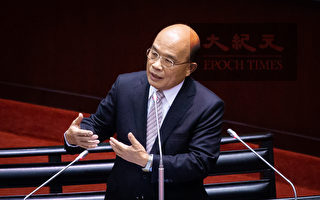 韩国瑜将访中 苏贞昌:勿被极权政府框住