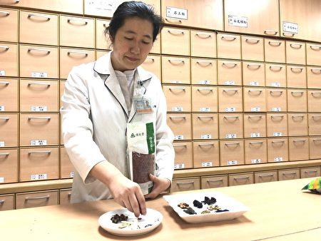 胡仁珍药师提供符合春季饮食茶饮配方。