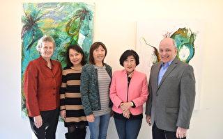 皇后区植物园董事会换届 华裔新成员加入