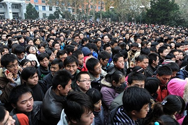 大陸失業率創20年新高 或危及中共政權