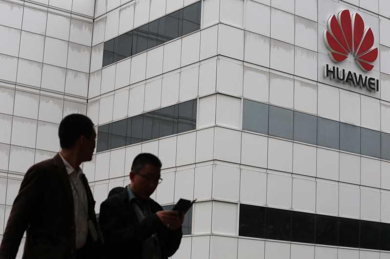 華為最大手機組裝商暫停部份中國生產線