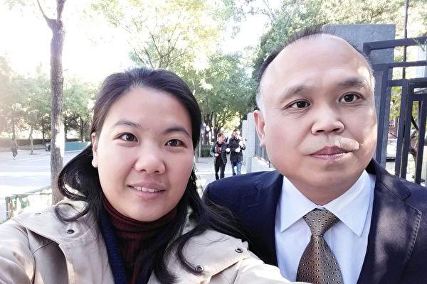 余文生妻許豔起訴徐州公安局案下周開庭