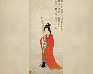 她出身侍女 成为中国最早的女外交家