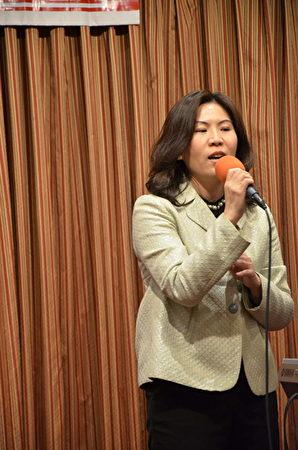 大温哥华台湾同乡会举办春酒晚宴迎接新年,现场嘉宾如云,高朋满座。
