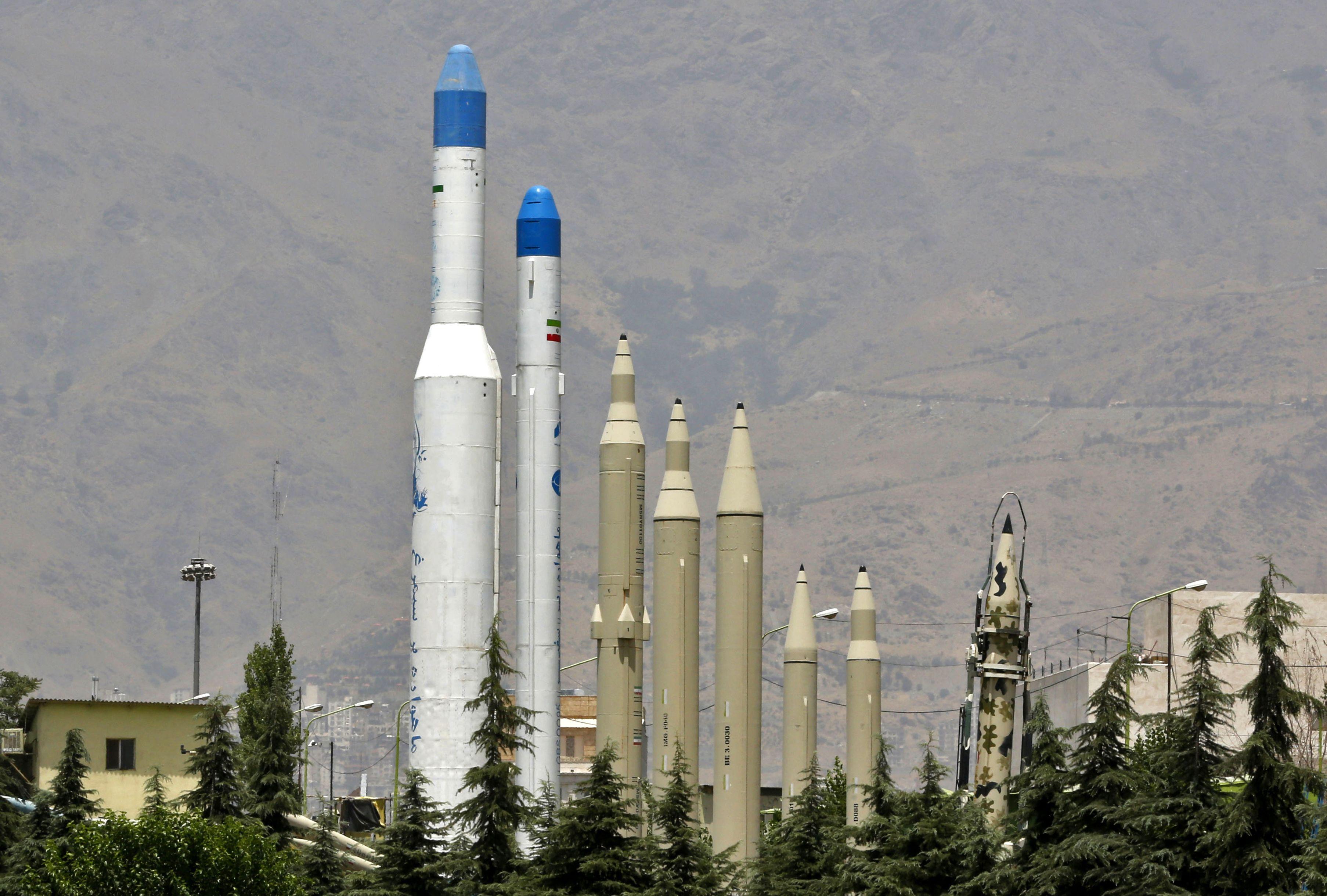 以色列衛星圖曝光 伊朗在敘利亞設導彈工廠