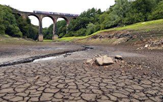 英格蘭或在25年內缺水