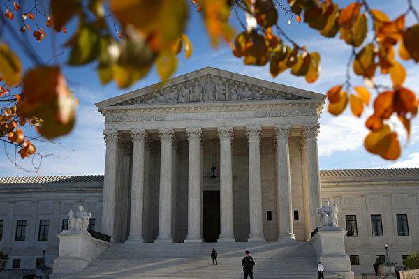 106众议员和彭斯支持德州起诉四摇摆州