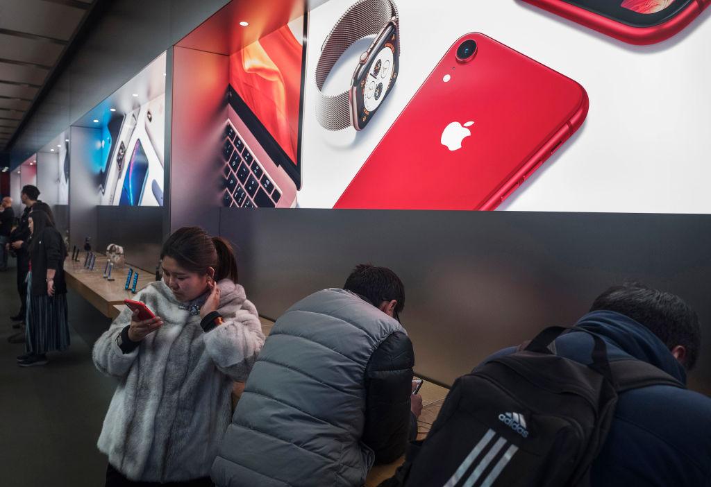 iPhone在華又迎大規模降價 最高降幅2300元