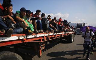 墨西哥大篷車翻覆 25名移民死亡