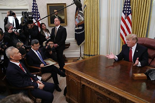 中美一冷一熱 貿易協定上特朗普或提前走人?