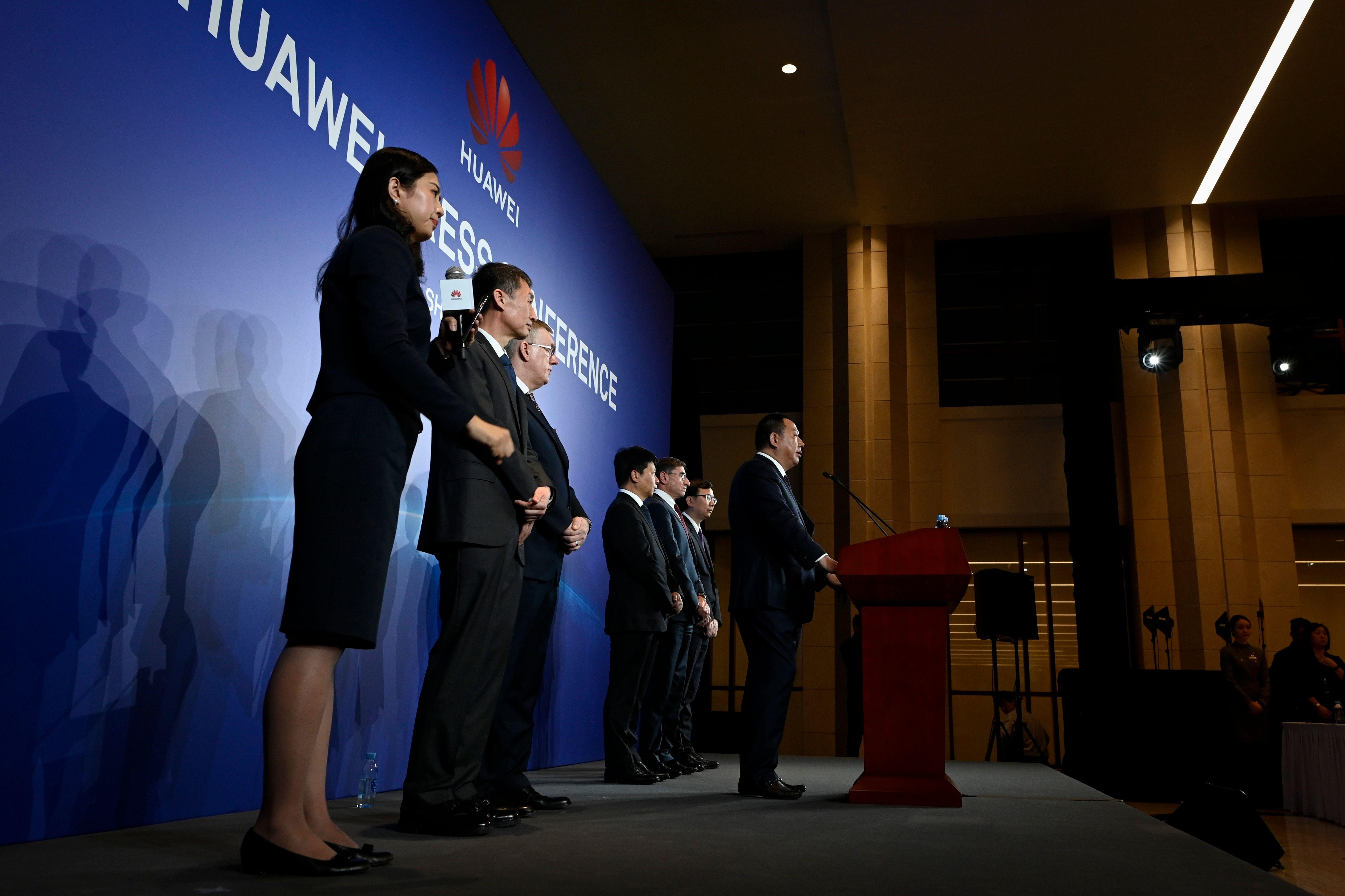 華為告美國政府 向全球暴露中共專制本質