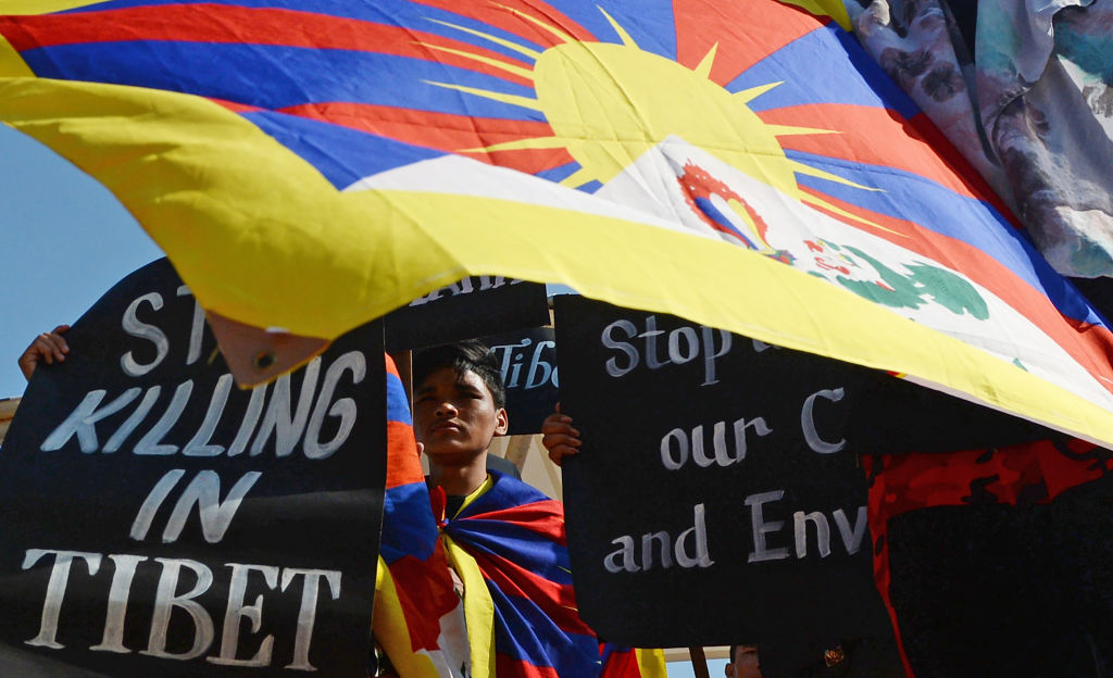 西藏抗暴60周年 全球藏人舉行紀念活動