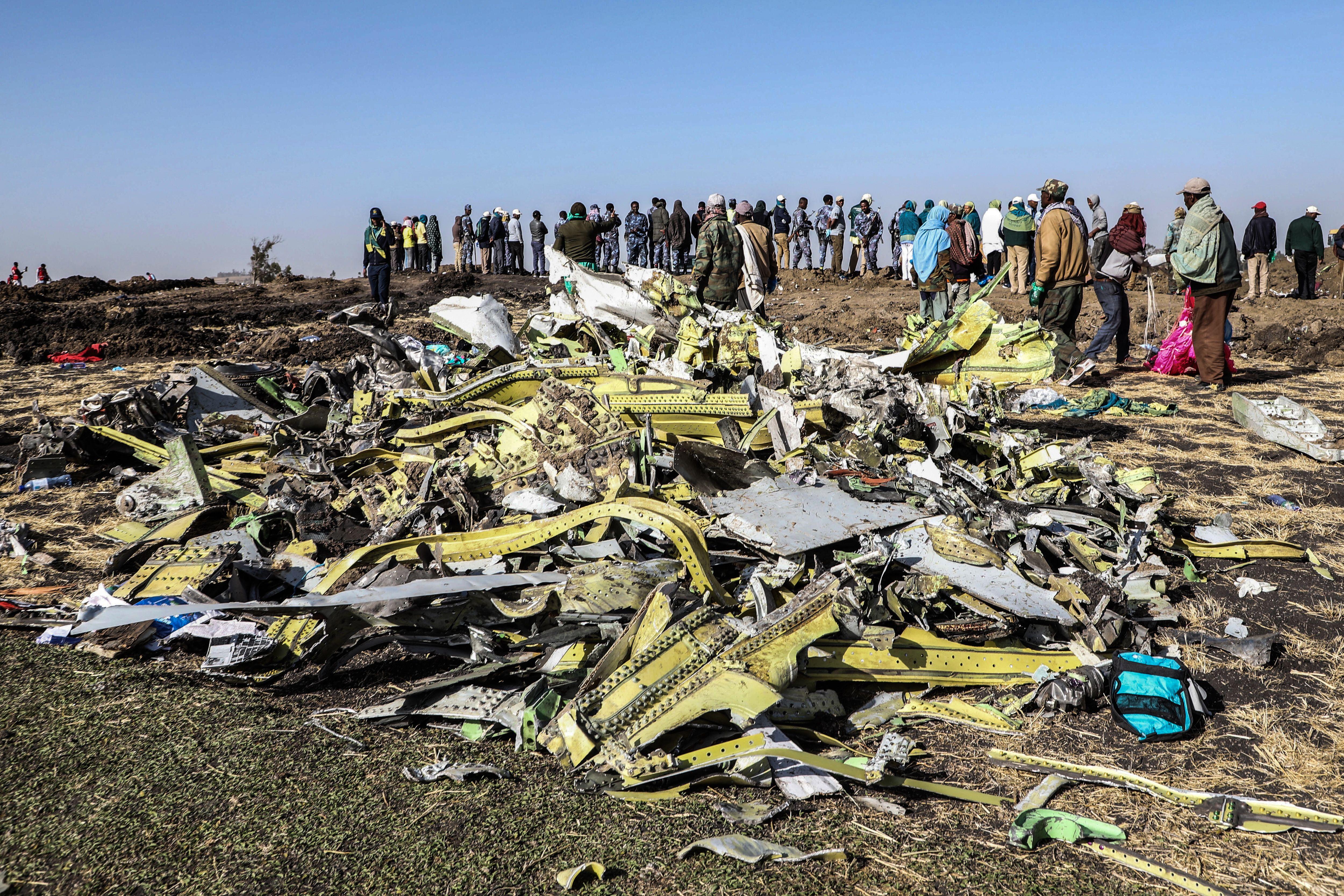 埃塞墜機 8名中國人遇難 更多細節披露