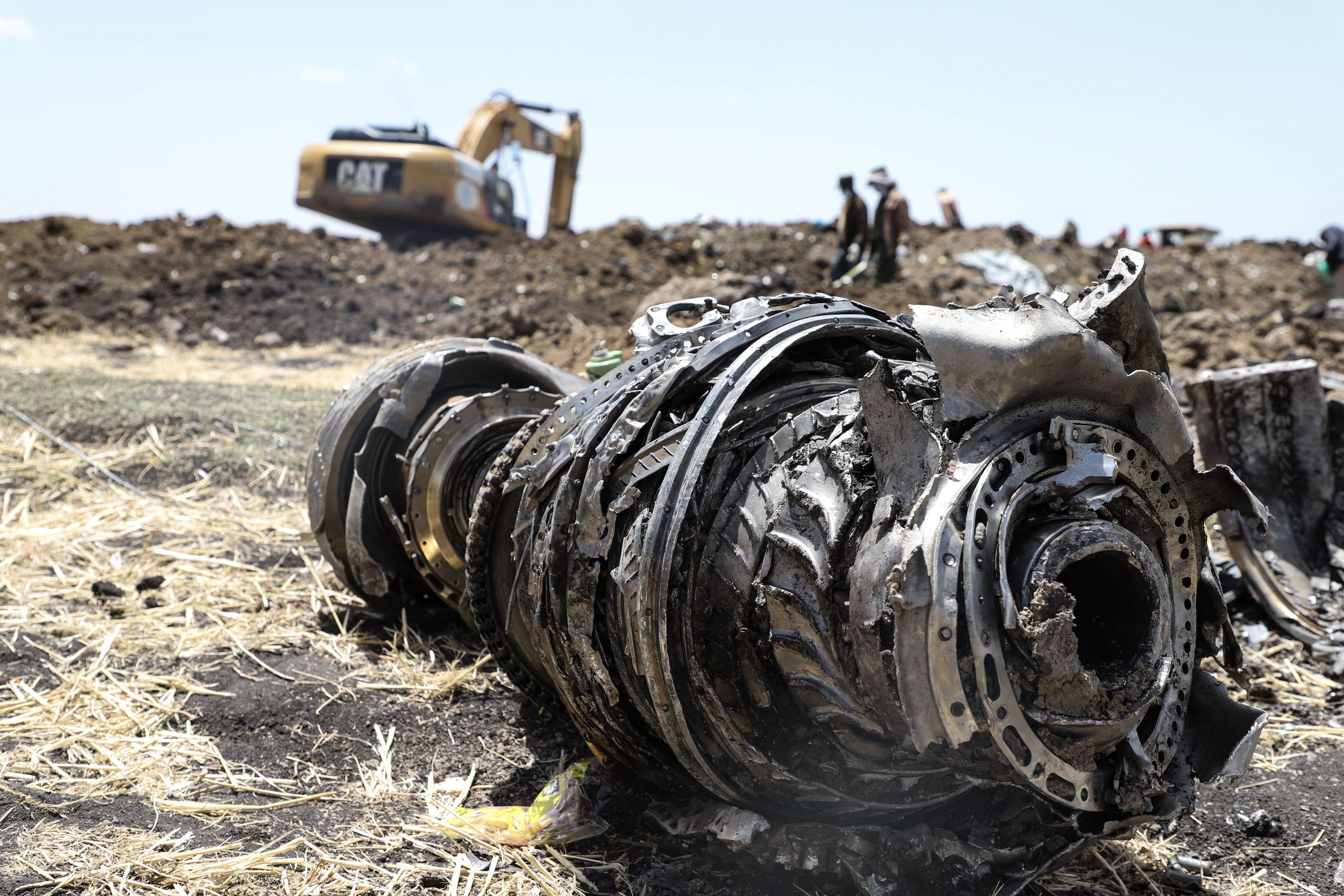 埃塞空難 家屬至少等5天才能接收部份遺體