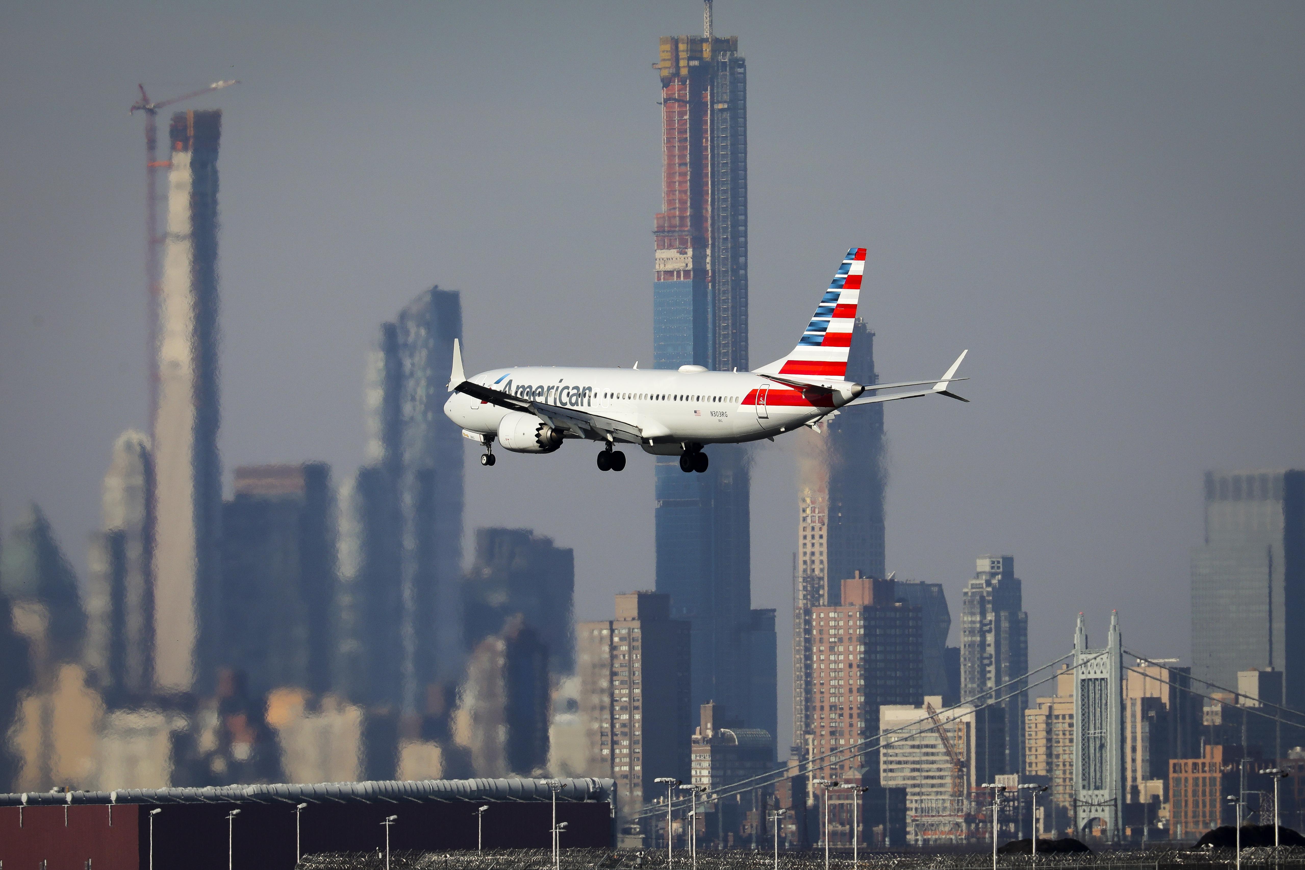 美航管局:波音737Max飛機「持續適航」