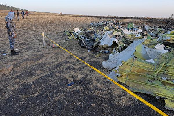 埃塞航空飞机坠毁前 传防失速程序被启动