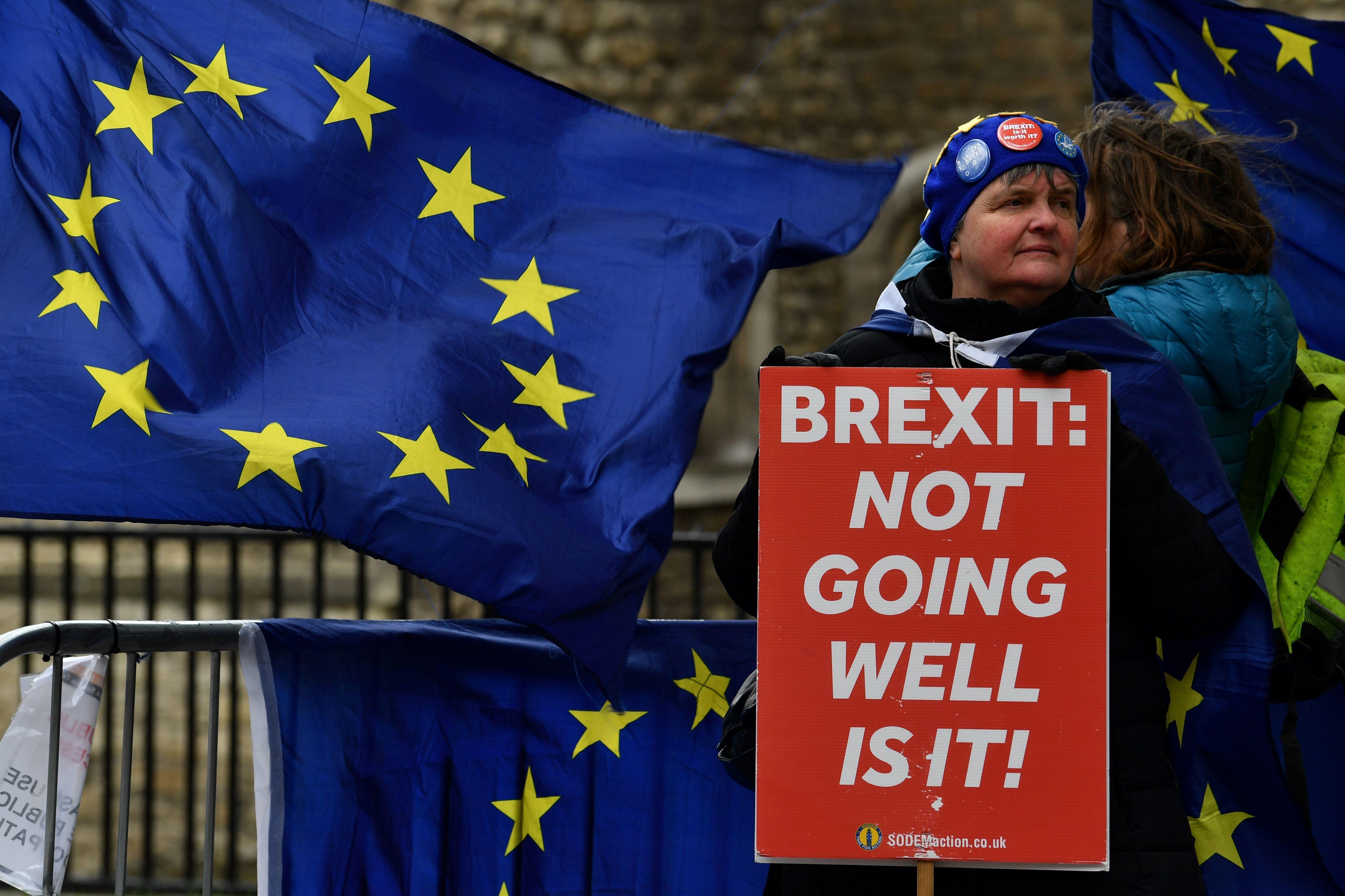 英國公投前 脫歐派有甚麼「謊言 」(二)