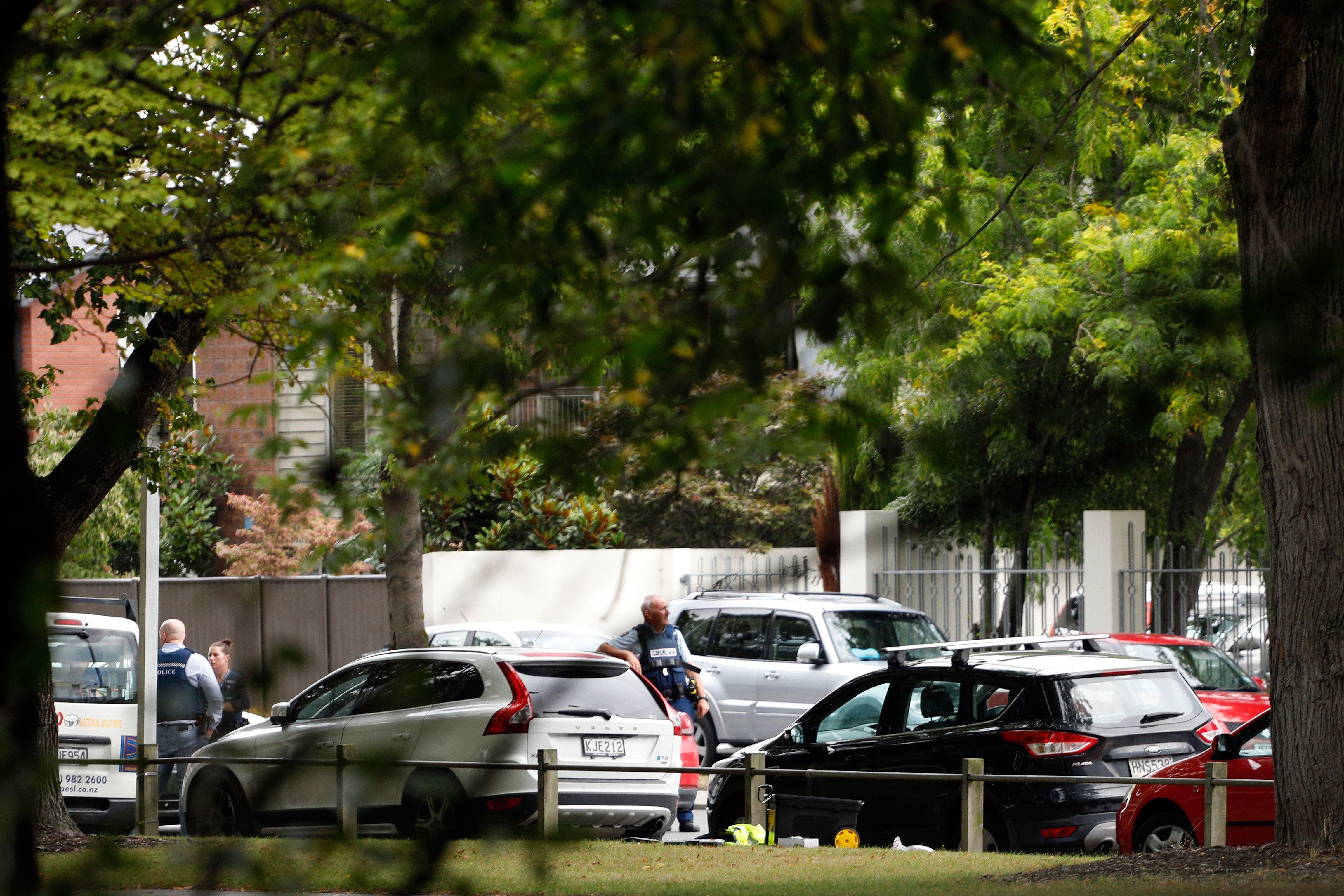 紐西蘭恐襲多國人士死傷 槍手被曝更多細節