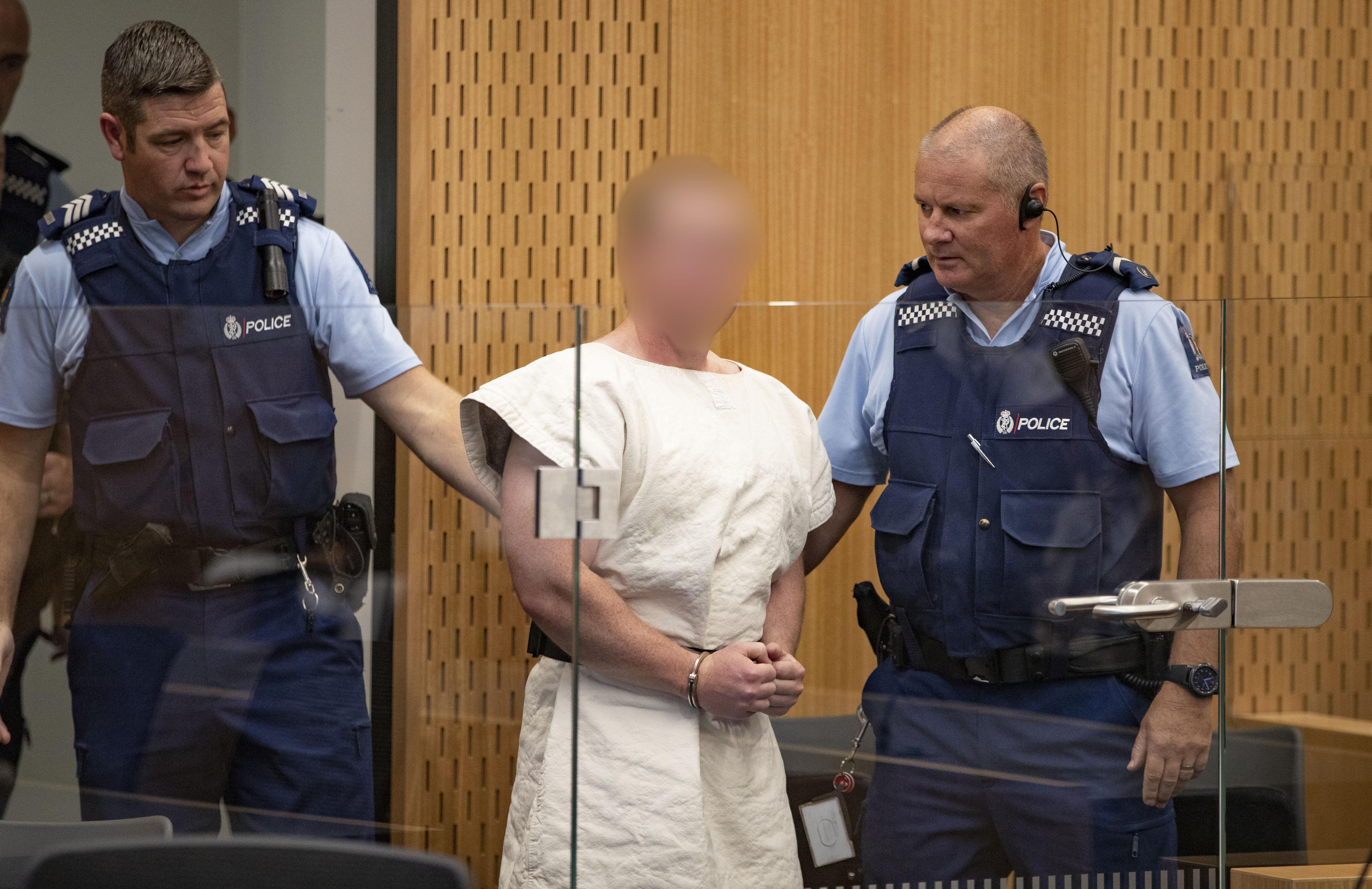 恐襲疑犯被控謀殺罪 紐西蘭將全面加強管控