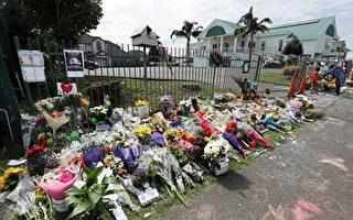 美清真寺疑遭纵火 现场涂鸦提及新西兰血案