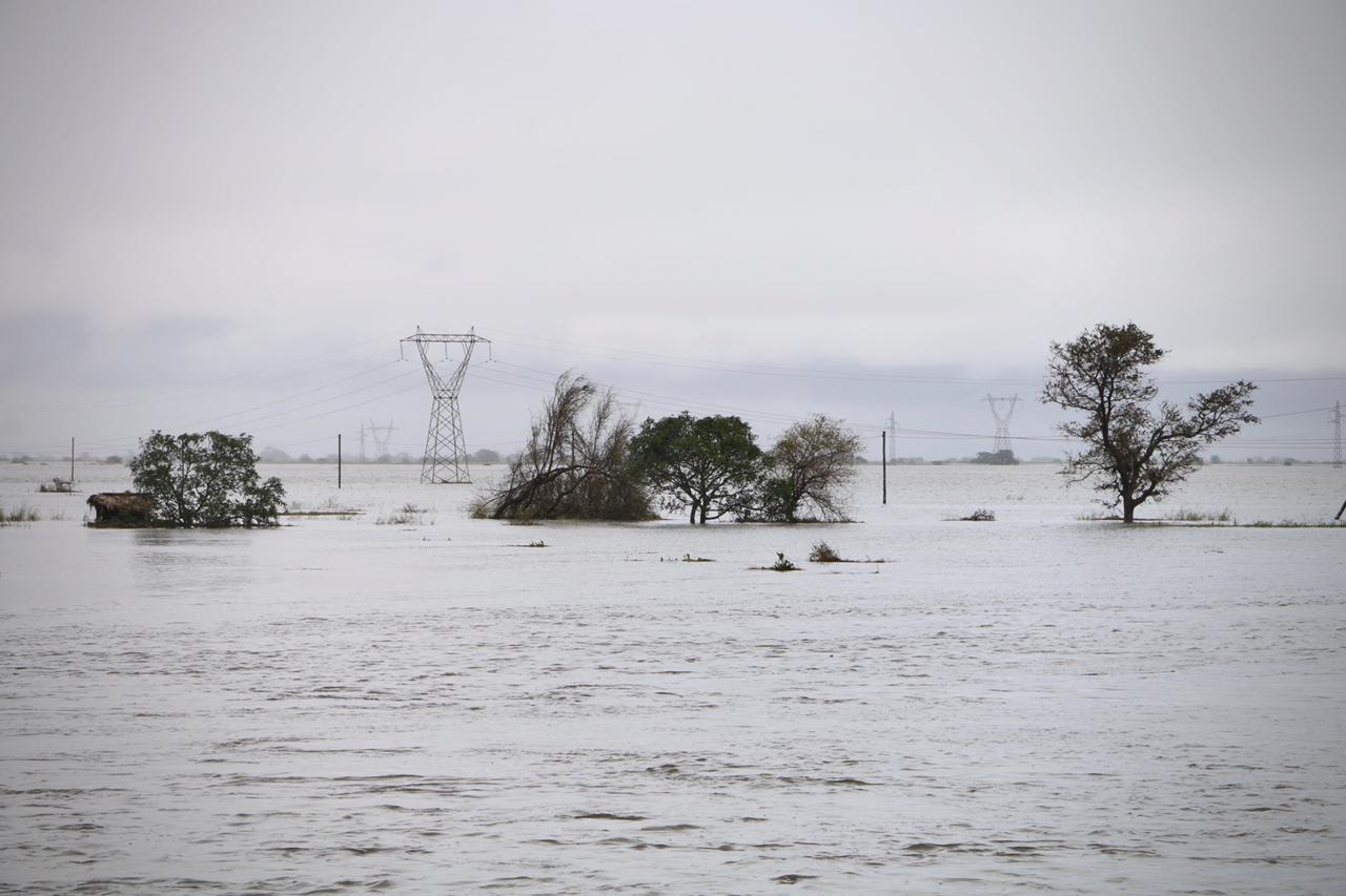熱帶颶風重創非洲 300死35萬人身處險境