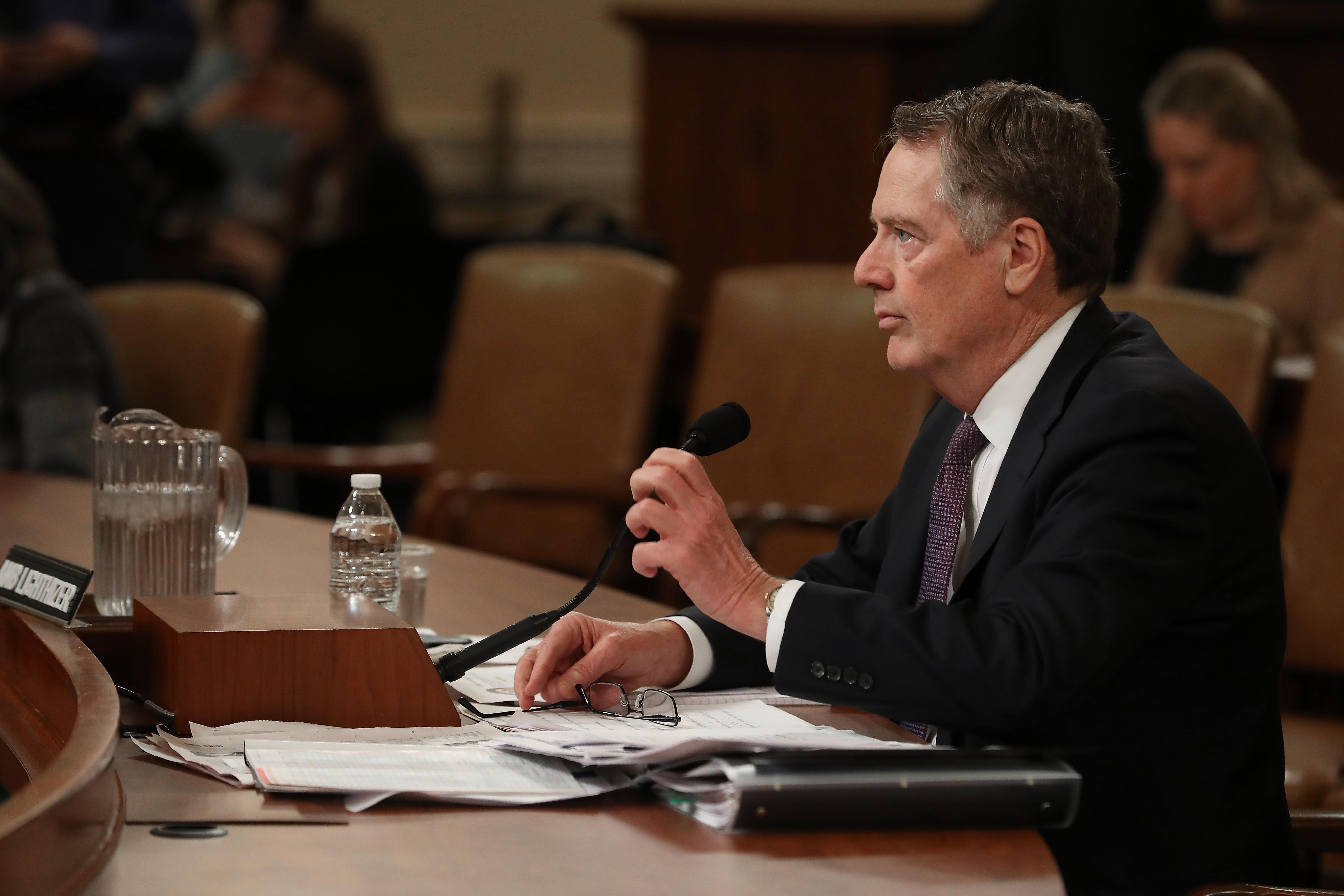 中美談判 萊特希澤透露進程和協議部分內容