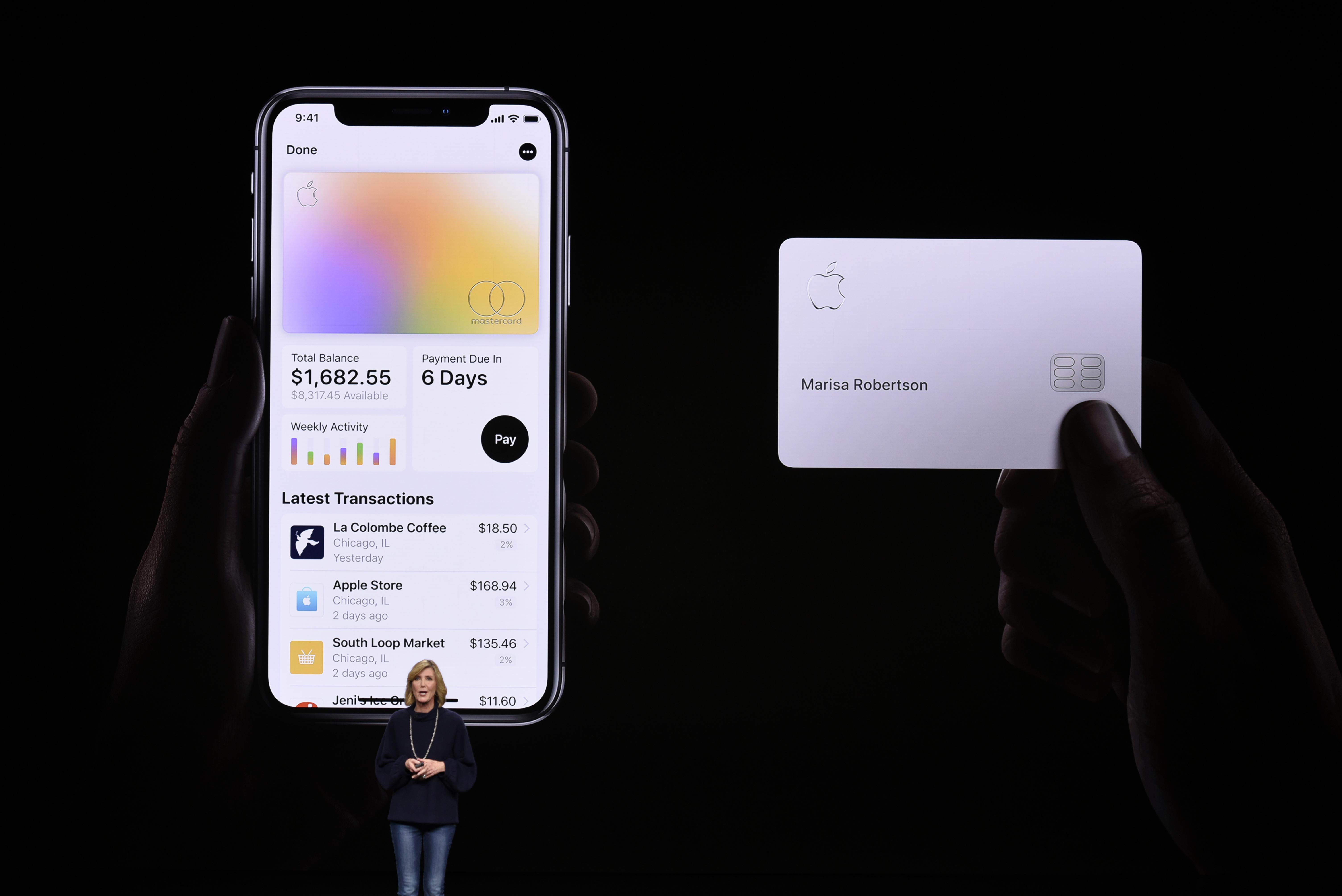 蘋果2019年春季發佈會 信用卡電視是亮點