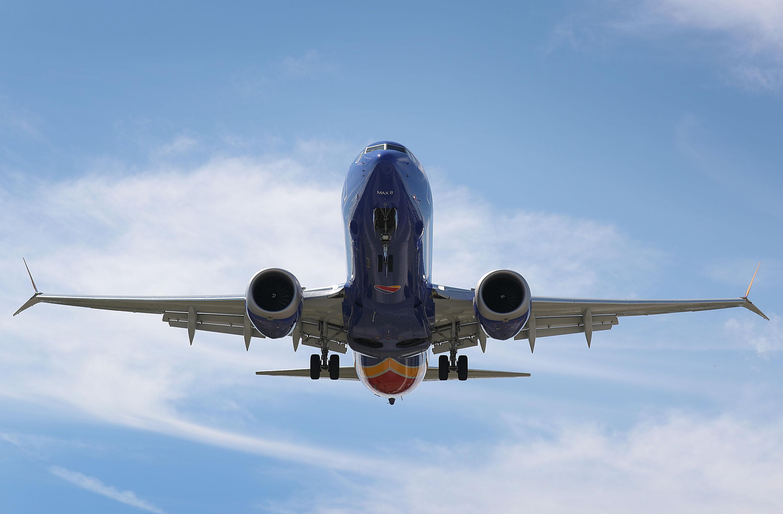 防失速 波音737Max系統軟件升級即將完成