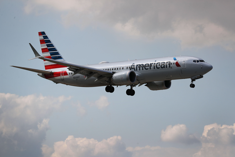 特朗普下令停飛波音737 MAX 8
