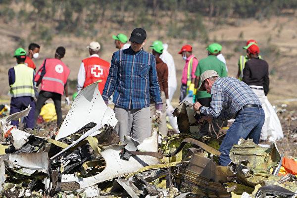 埃塞航空坠亡航班初步调查报告将下周公布
