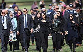 悼念恐襲遇難者 新西蘭舉國默哀