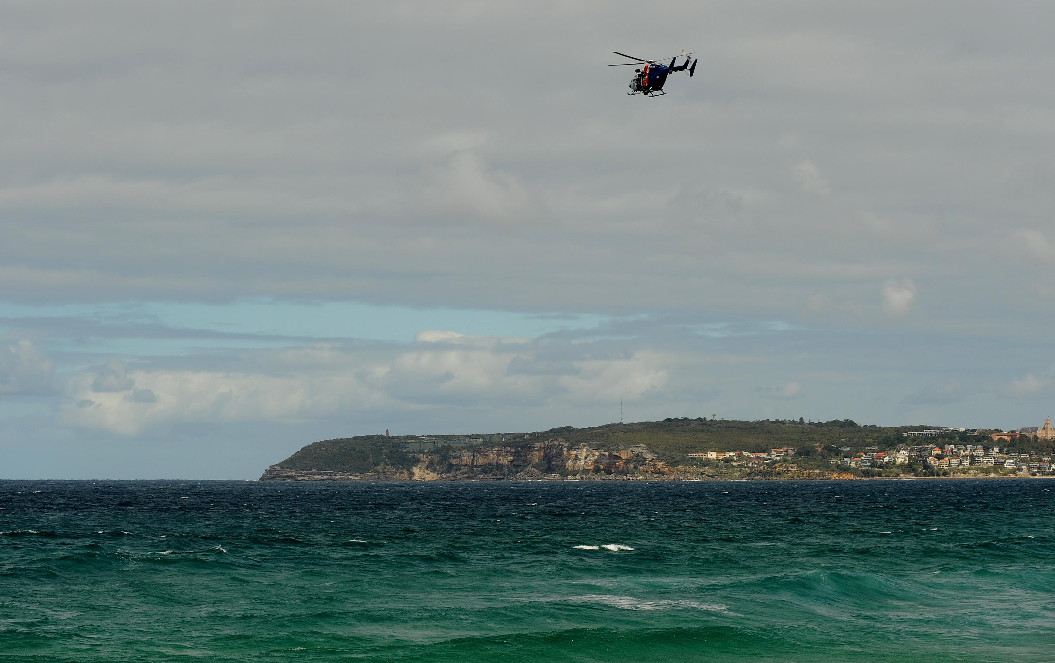 一直升機墜毀巴哈馬 美億萬富翁等7人遇難