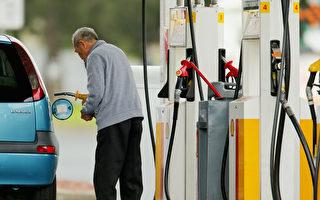 全美汽油價格上漲 加州油價最高