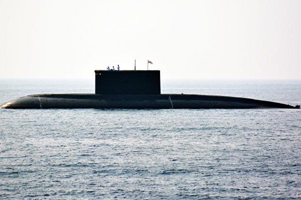 印度潜艇被指闯入巴基斯坦水域 两国起争执