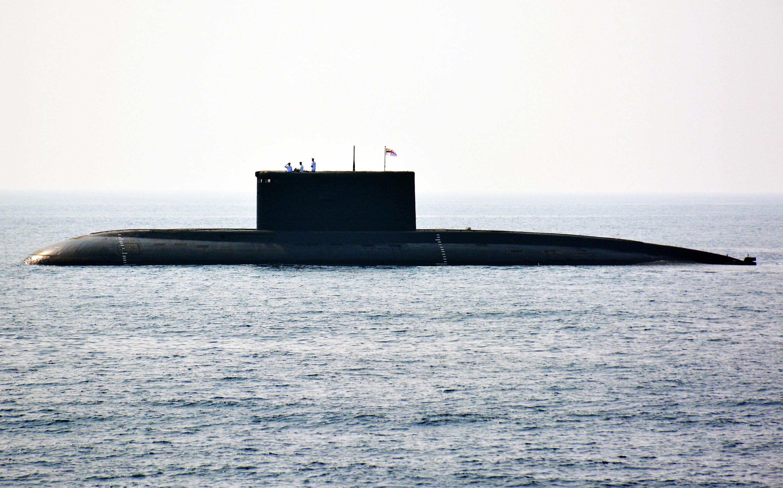 印度潛艇被指闖入巴基斯坦水域 兩國起爭執