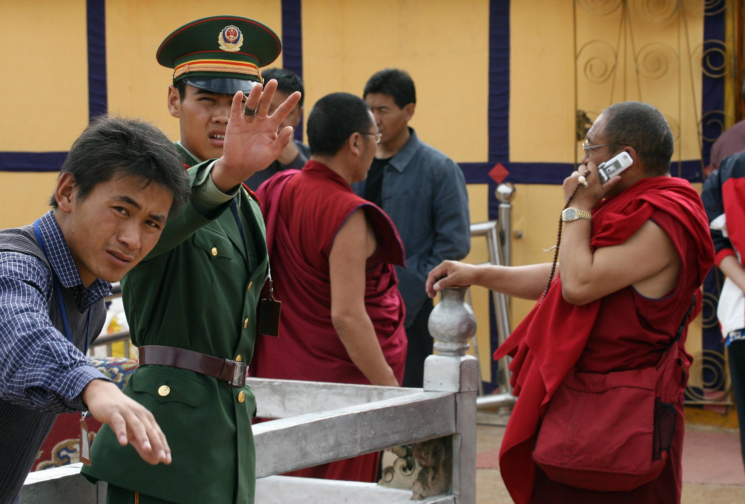 美國務院提交首份西藏准入報告 破中共謊言
