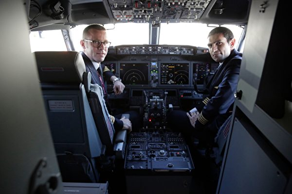 中国各航空公司无波音737 MAX模拟机