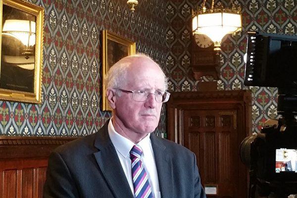 英議會大廈研討會 11議員譴責中共強摘罪行