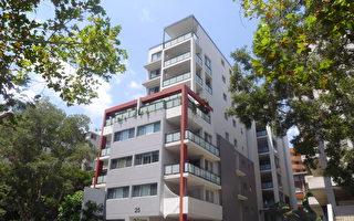 在悉尼一些區存在低於70萬澳元的房產