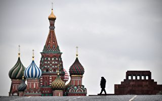 莫斯科红场列宁墓被泼油