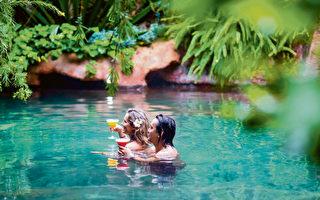 新西蘭最浪漫的溫泉