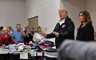 阿拉巴馬遭遇龍捲風 川普探訪受災民眾