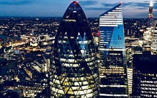 【談股論金】充滿生命力的倫敦