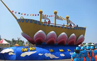 台灣燈會屏東好神 宗教燈區人氣超旺