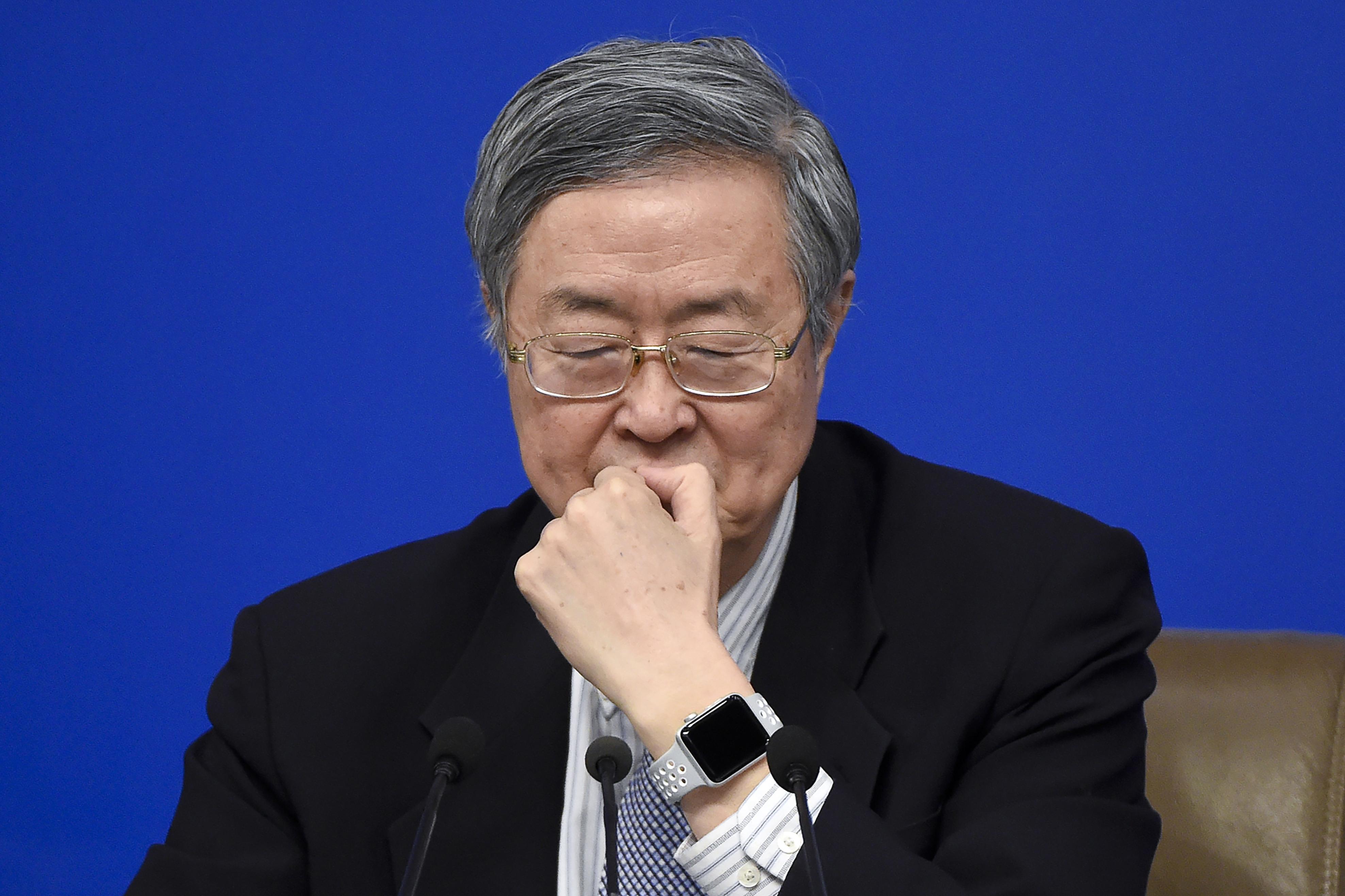 周小川暗示:貿易戰升級人民幣或將大跌